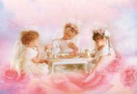 Angels having Tea