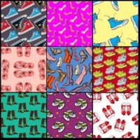 Shoe patterns 1