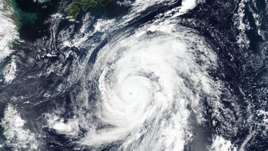 Super Typhoon Hagibis approaches Japan - World Cup Rugby Cancelled