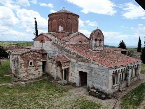 Old church in Albania