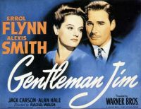 Alexis Smith ~ Gentleman Jim ~ 1942