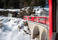 Bernina Express – Switzerland