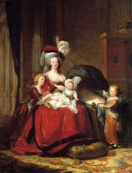 empress and kids