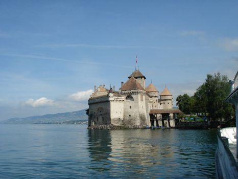 Château de Chillon, Switzerland