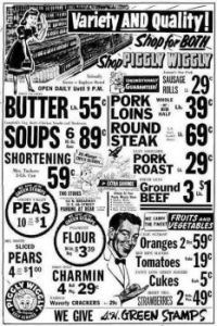 WHO remembers..? 60's food prices