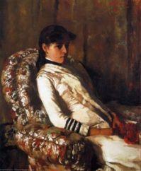 portrait of mrs. tarbell as agirl