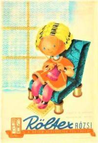 Themes Vintage ads - Röltex Yarn