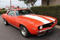 "Chevrolet ""Camaro"" SS396 - 1969"