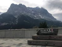 Eiger from Grindelwald, Switzerland.