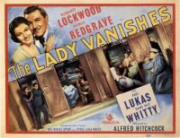 The Lady Vanishes ~ 1938