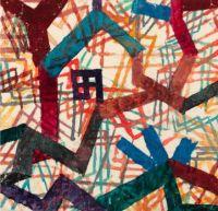 Paul Klee (Swiss/German, 1879–1940), Plan for a House (1917)