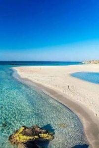 Elafonisi Crete, Greece