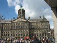 Amsterdam beautiful old buildings