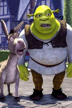 shrek & osiol