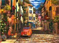 Precioso Pueblo al sur de Francia