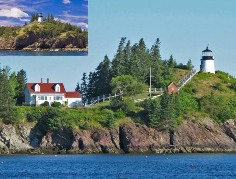 Maine Lighthouses: Owls Head