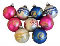 Tree baubles 2