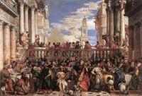 Veronese Nozze di Cana
