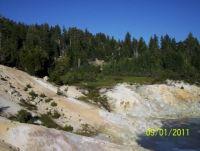 Bumpass Hell - Lassen Volcanic NP