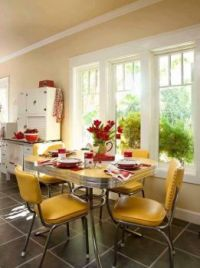 My farmhouse love FB - kitchen dinette