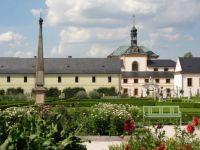 Hospital Kuks - Herb garden