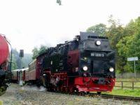 Brocken Railway, Harz, Germany