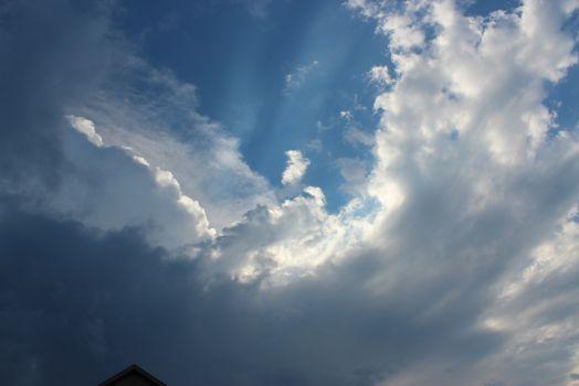 Sun, Sky, and Clouds