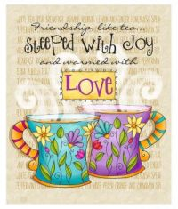 Steeped with Joy
