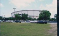 Tropicana Field, St. Petersburg
