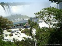 BRAZIL – Iguazu Falls – Brazilian side