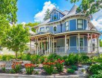 Beautiful Victorian home + Gardens