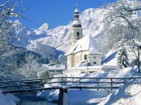 Ramsau Parish Church, Germany