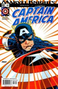 Cover- Captain America