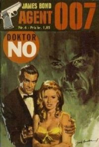 JAMES BOND 007--DOCTOR NO !