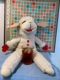 Tea With Lamb Chop