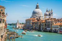 Santa Maria Basilica Venice Italy