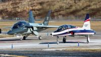 Boeing T-X and T-38 Talon