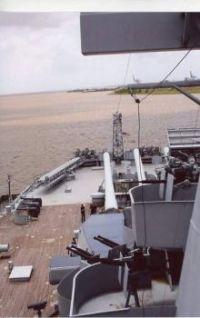 Battleship U.S.S. Alabama