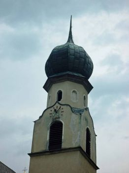 .Steeple in Eastern Europe 2002