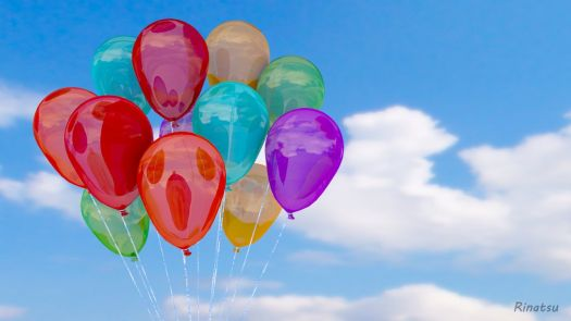 Happy Balloons
