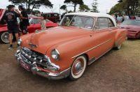 """Chevrolet """"Styleline"""" Deluxe - """"Belair"""" Hardtop - 1952"""