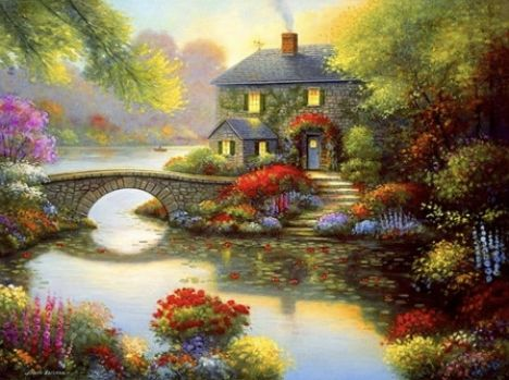 Fairytale cottage!