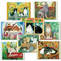 Cats Note Cards