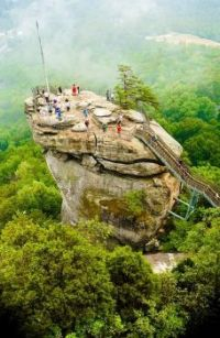 Chimney Rock - North Carolina