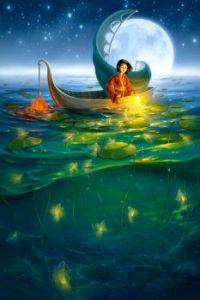 Golden Fish - by Laura Diehl :))