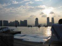 The Infinity Pool @ Marina Bay Sands Singapore