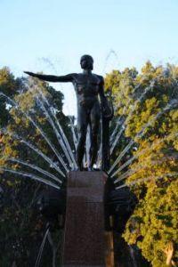 Archibald Fountain, Hyde Park Sydney