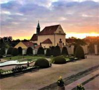 Zahrada Černínského paláce - Praha