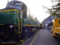 Adirondack Scenic Railroad – New York, United States