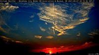 Oklahoma City,OK/USA  SunSet Aug 07 2021  45-pc